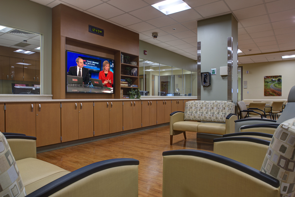 Inpatient Behavioral Health Unit